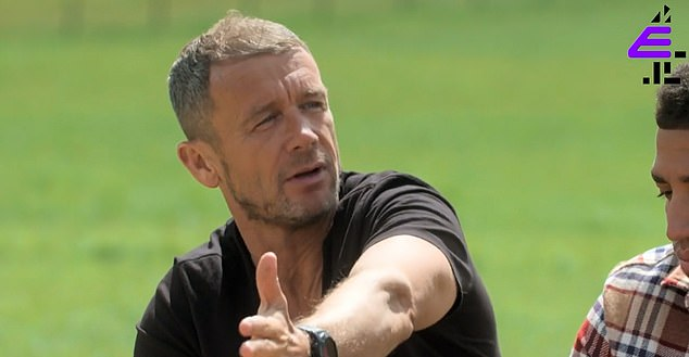 MAFS UK: Frank confesses he 'loves' Marilyse days after the pair had explosive argument